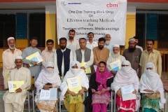 Awareness Raising Workshop on Inclusive Education of Teachers and Parents